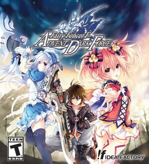 Fairy Fencer F: Advent Dark Force cover