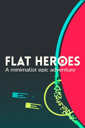 Flat Heroes cover