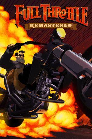 Full Throttle Remastered cover