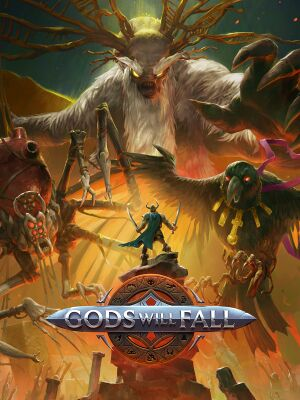 Gods Will Fall cover