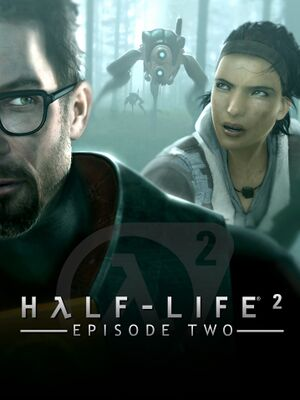 Half-Life 2: Episode Two cover