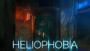 Heliophobia cover