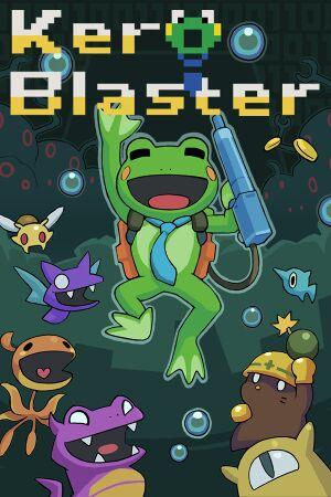 Kero Blaster cover