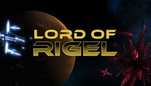 Lord of Rigel cover