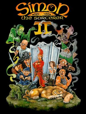 Simon the Sorcerer II: The Lion, the Wizard and the Wardrobe cover