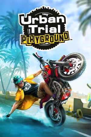 Urban Trial Playground cover