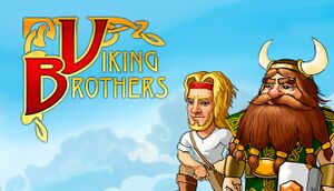 Viking Brothers cover