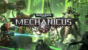 Warhammer 40,000: Mechanicus cover