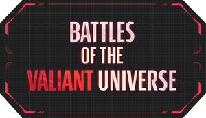 Battles of the Valiant Universe CCG cover