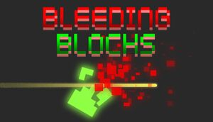 Bleeding Blocks cover