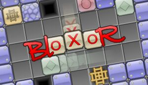 BloXoR cover