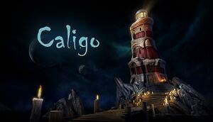 Caligo cover