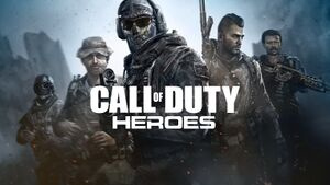 Call of Duty: Heroes cover