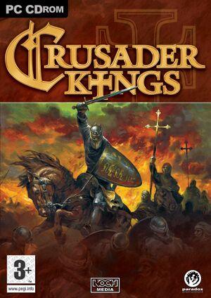 Crusader Kings cover