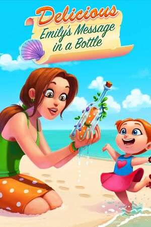Delicious - Emily's Message in a Bottle cover