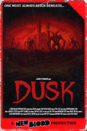 DUSK cover