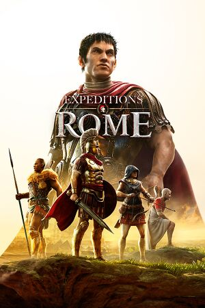Expeditions: Rome cover