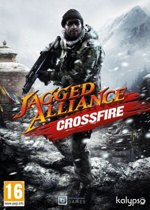 Jagged Alliance: Crossfire cover