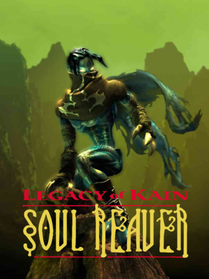 Legacy of Kain: Soul Reaver cover