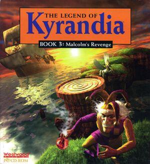 Legend of Kyrandia: Malcolm's Revenge cover