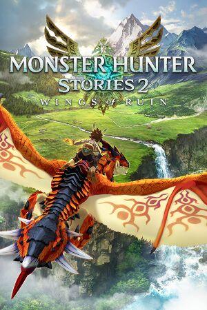 Monster Hunter Stories 2: Wings of Ruin cover