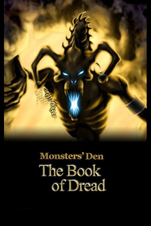 Monsters' Den: Book of Dread cover