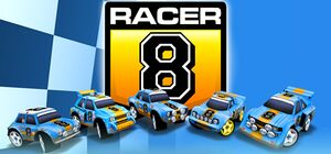 Racer 8 cover