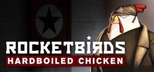 Rocketbirds: Hardboiled Chicken cover