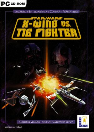 Star Wars: X-Wing vs. TIE Fighter cover