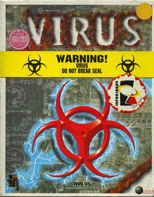 Virus: The Game cover