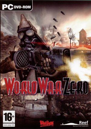 World War Zero: Iron Storm cover