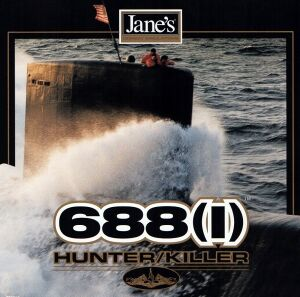 688(I) Hunter/Killer cover