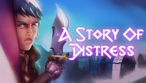 A Story of Distress cover