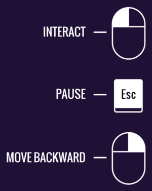 Mouse controls
