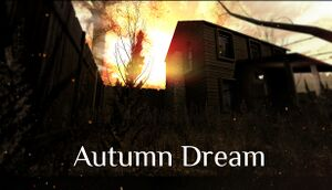 Autumn Dream cover