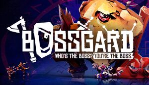 BOSSGARD cover