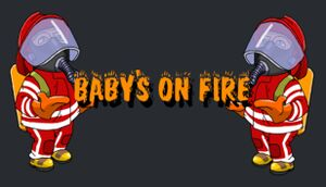 Baby's on Fire cover