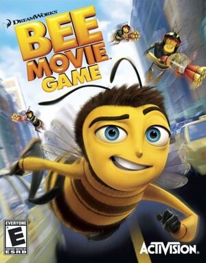 Bee Movie Game cover