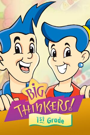 Big Thinkers 1st Grade cover