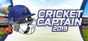 Cricket Captain 2019 cover