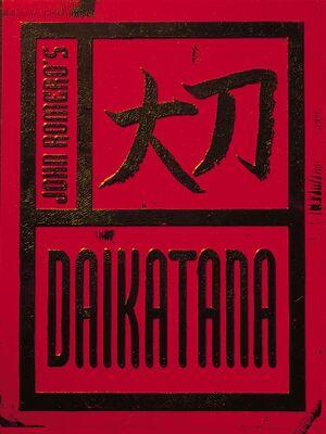 Daikatana cover