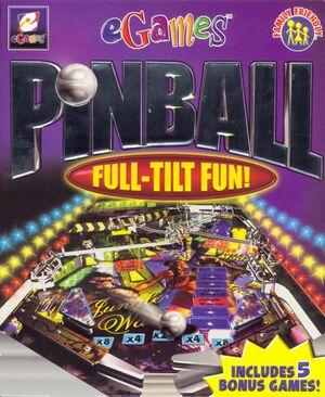 Full Tilt! Pinball cover