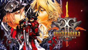 Guilty Gear 2: Overture cover