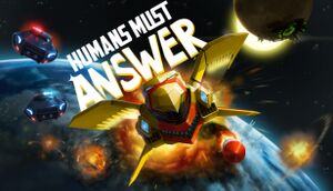 Humans Must Answer cover