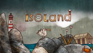 Isoland cover