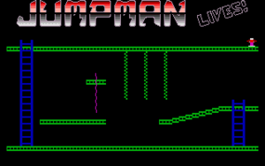 Jumpman Lives! cover