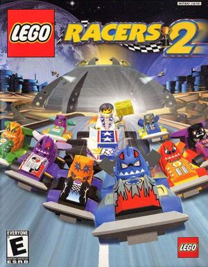 Lego Racers 2 cover
