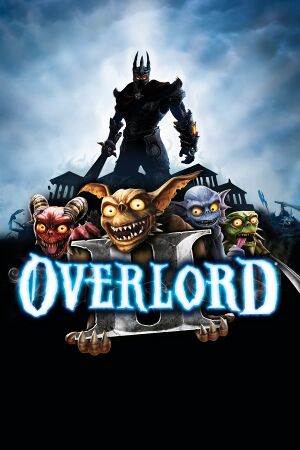 Overlord II cover