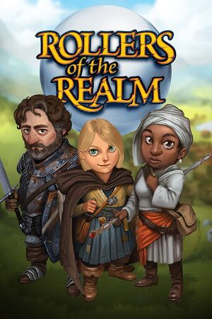 Rollers of the Realm cover