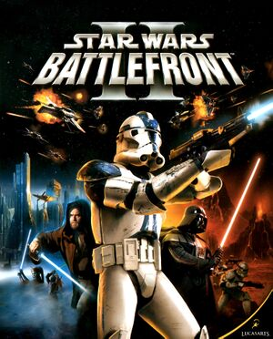 Star Wars: Battlefront II cover